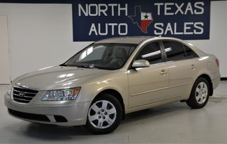 2010 Hyundai Sonata GLS 1 Owner Leather in Dallas, TX 75247