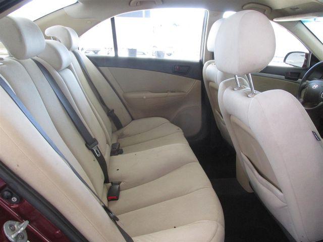 2010 Hyundai Sonata GLS Gardena, California 12