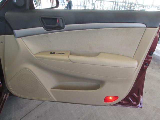 2010 Hyundai Sonata GLS Gardena, California 13
