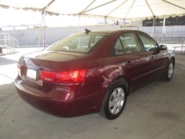 2010 Hyundai Sonata GLS Gardena, California 2