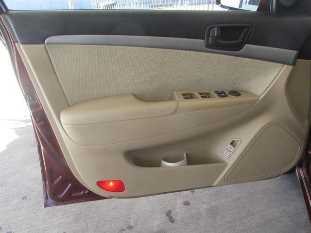 2010 Hyundai Sonata GLS Gardena, California 9
