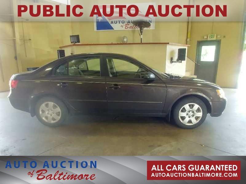 2010 Hyundai Sonata GLS PZEV | JOPPA, MD | Auto Auction of Baltimore  in JOPPA MD