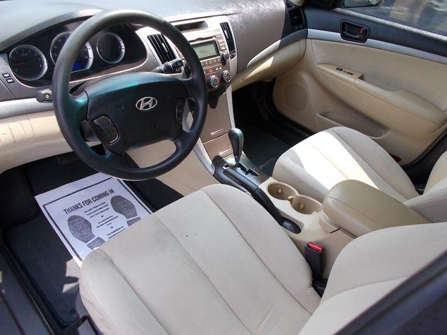 2010 Hyundai Sonata GLS Shelbyville, TN 25