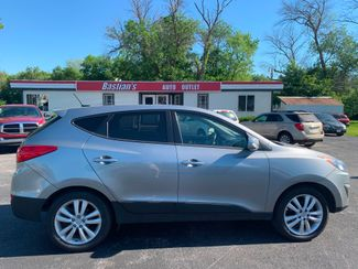 2010 Hyundai Tucson Limited in Coal Valley, IL 61240