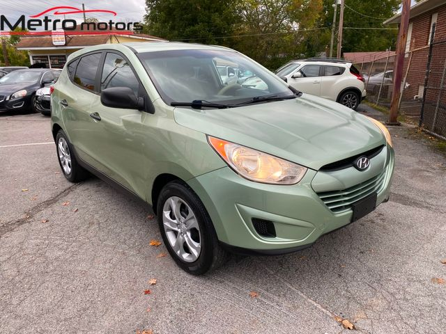 2010 Hyundai Tucson GLS PZEV in Knoxville, Tennessee 37917