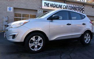 2010 Hyundai Tucson GLS PZEV Waterbury, Connecticut 3