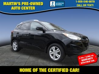 2010 Hyundai Tucson GLS PZEV | Whitman, MA | Martin's Pre-Owned Auto Center-[ 2 ]