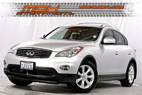 2010 Infiniti EX35 Journey - AWD - Tehcnology pkg - Navigation in Los Angeles