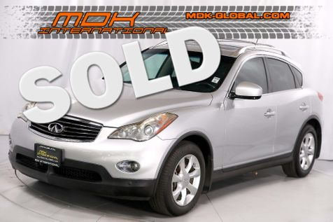 2010 Infiniti EX35 Journey - AWD - 360 degree cam system - Navigation in Los Angeles