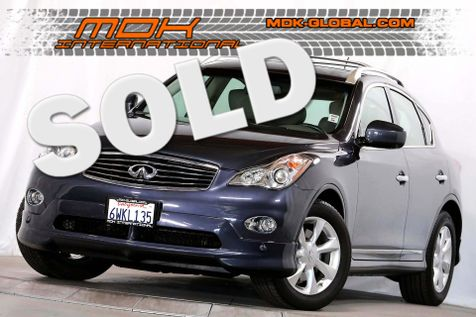 2010 Infiniti EX35 Journey - AWD - Tech pkg - newer tires in Los Angeles
