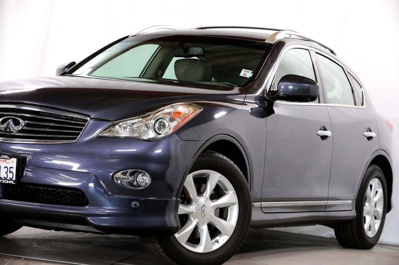 2010 Infiniti EX35 Journey - AWD - Tech pkg - newer tires  city California  MDK International  in Los Angeles, California