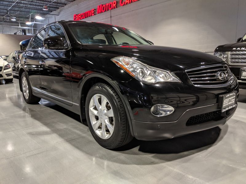2010 Infiniti EX35 Journey  Lake Forest IL  Executive Motor Carz  in Lake Forest, IL