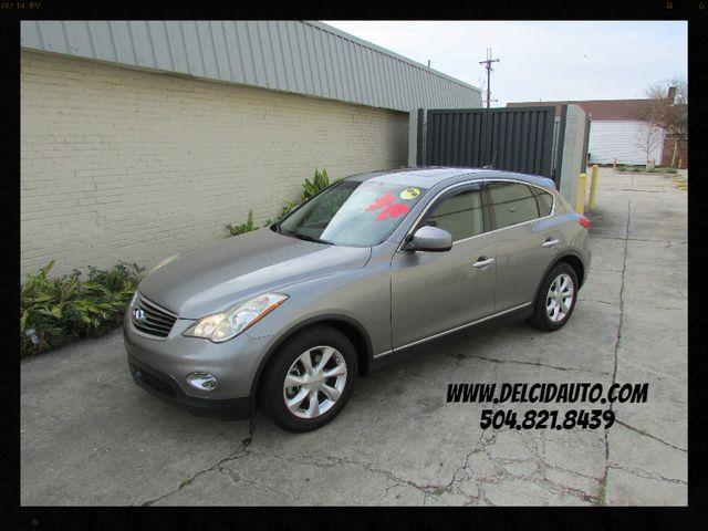 2010 Infiniti EX35 Journey, Leather! Sunroof! Clean CarFax!