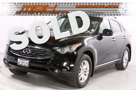 2010 Infiniti FX35 - Navigation - 360 cam system - AWD in Los Angeles