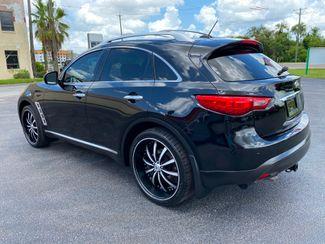 2010 Infiniti FX35 FX35 CARFAX CERTIFIED NAV BOSE LEXANI   Plant City Florida  Bayshore Automotive   in Plant City, Florida