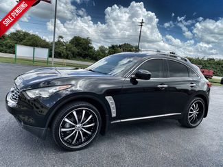 2010 Infiniti FX35 FX35 CARFAX CERTIFIED NAV BOSE LEXANI   Plant City Florida  Bayshore Automotive   in Plant City, Florida
