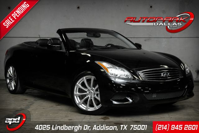2010 Infiniti G37 Convertible Base in Addison, TX 75001