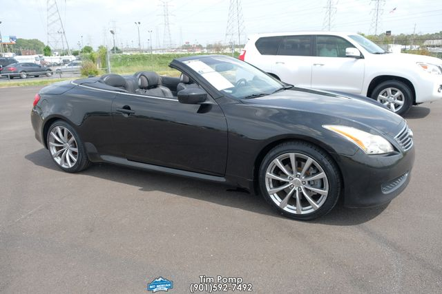 2010 Infiniti G37 Convertible NAVIGATION LEATHER POWER TOP