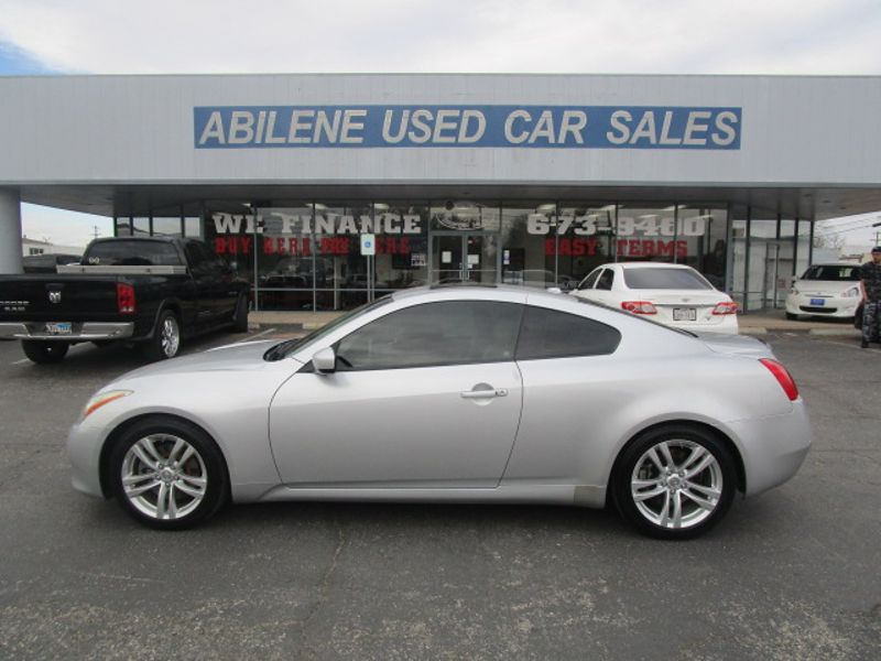 Used 2010 Infiniti G37 Coupe Journey