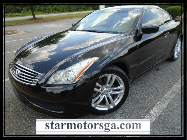 2010 Infiniti G37 Coupe Base