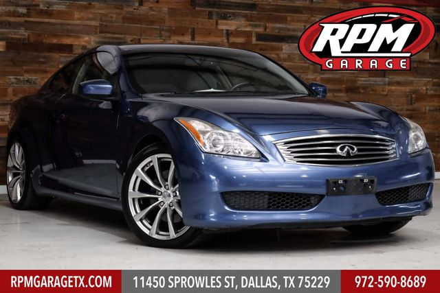 2010 Infiniti G37 Coupe Journey