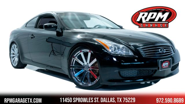 2010 Infiniti G37 Coupe x with Upgrades