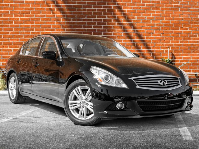 2010 Infiniti G37 Sedan Base Burbank, CA 1