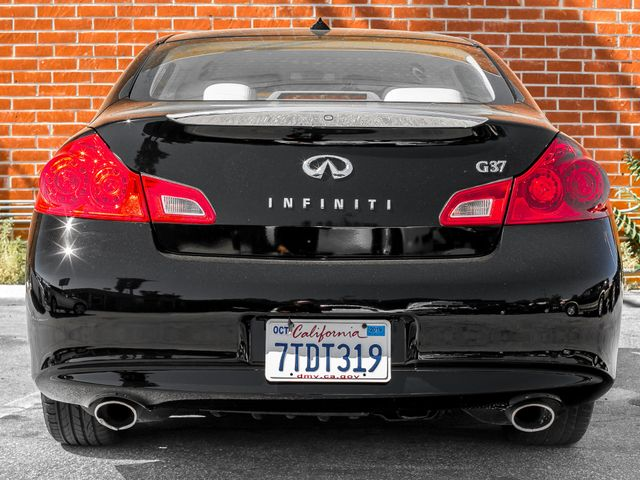 2010 Infiniti G37 Sedan Base Burbank, CA 3