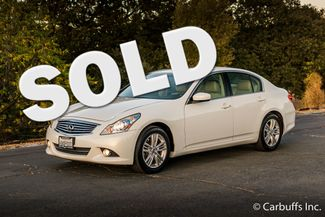 2010 Infiniti G37 Sedan Journey | Concord, CA | Carbuffs in Concord