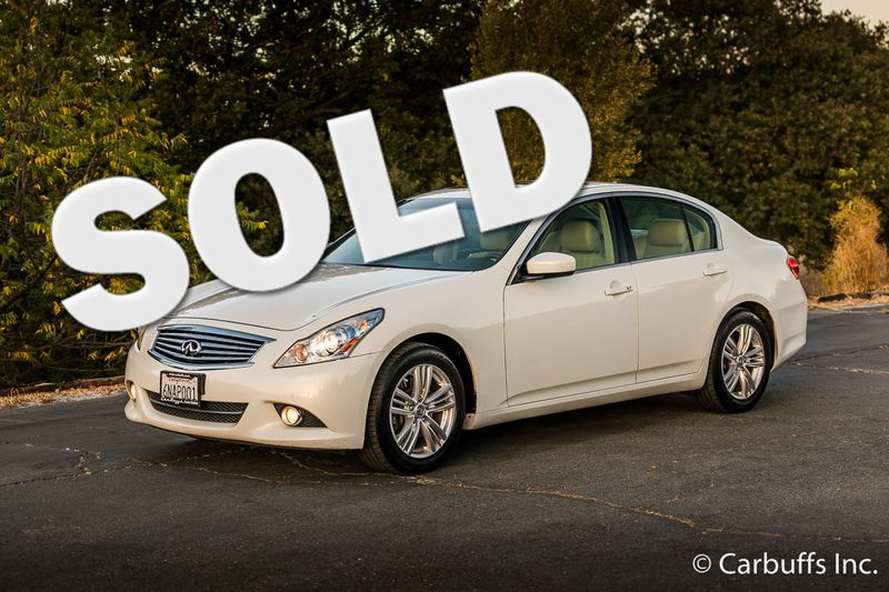 2010 Infiniti G37 Sedan Journey | Concord, CA | Carbuffs