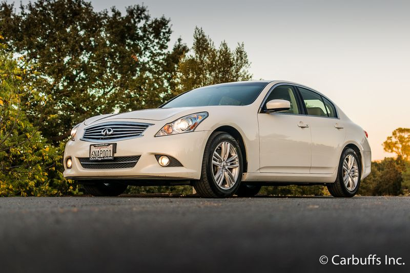 2010 Infiniti G37 Sedan Journey | Concord, CA | Carbuffs in Concord, CA