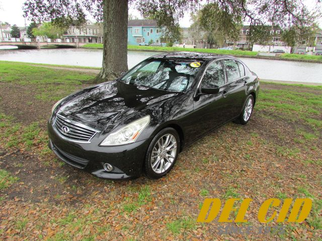 2010 Infiniti G37 Sedan Journey in New Orleans, Louisiana 70119