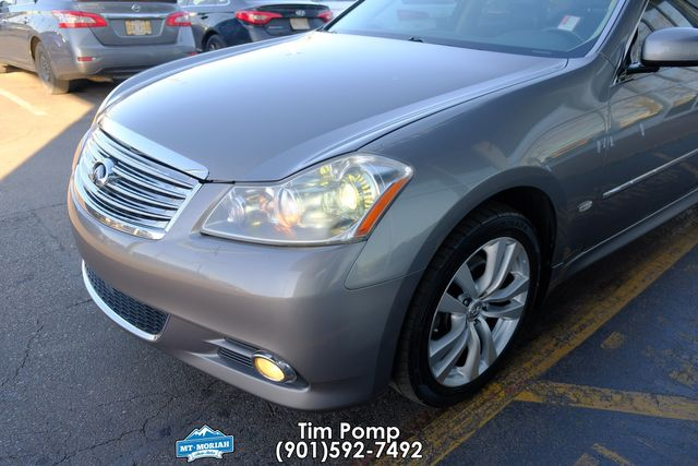 2010 Infiniti M35 LEATHER SUNROOF NAVIGATION in Memphis, Tennessee 38115