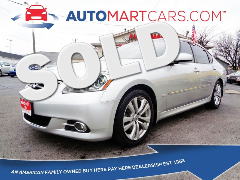 2010 Infiniti M35 Nashville Tennessee Auto Mart Used Cars Inc In