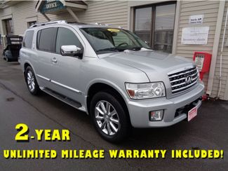 2010 Infiniti QX56 in Brockport NY, 14420