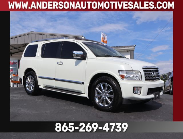2010 Infiniti QX56 in Clinton, TN 37716