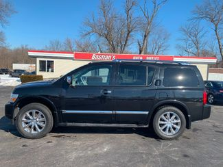 2010 Infiniti QX56 4d SUV 4WD in Coal Valley, IL 61240
