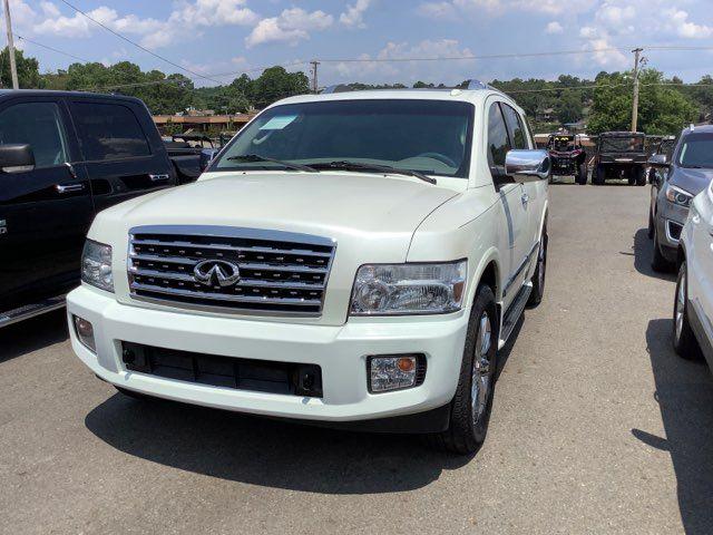 2010 Infiniti QX56   - John Gibson Auto Sales Hot Springs in Hot Springs Arkansas