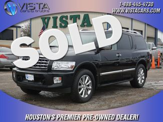 2010 Infiniti QX56 Base  city Texas  Vista Cars and Trucks  in Houston, Texas