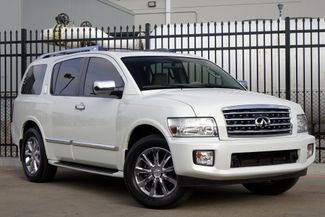 2010 Infiniti QX56 *Navi* BU Cam* DVD* Sunroof* 4WD* EZ Finance** | Plano, TX | Carrick's Autos in Plano TX