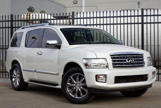 2010 Infiniti QX56 *Navi* BU Cam* DVD* Sunroof* 4WD* EZ Finance** | Plano, TX | Carrick's Autos in Plano TX