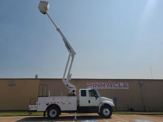 2010 International ALTEC MATERIAL HANDLING 50' REACH BUCKET TRUCK 7.6 DT ALTEC TA45M INTERNATIONAL 50' BUCKET TRUCK in Irving, TX 75039