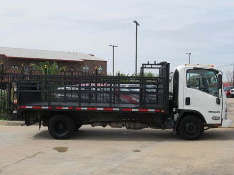 2010 Isuzu NPR HD DSL  WHITE CAB LANDSCAPE TRUCK | Houston, TX | American Auto Centers in Houston, TX