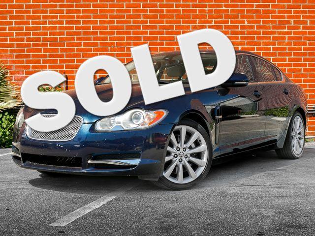 2010 Jaguar XF Premium Luxury Burbank, CA 0