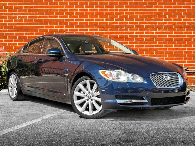 2010 Jaguar XF Premium Luxury Burbank, CA 1
