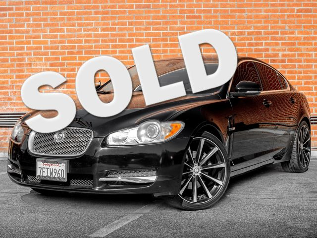 2010 Jaguar XF Luxury Burbank, CA