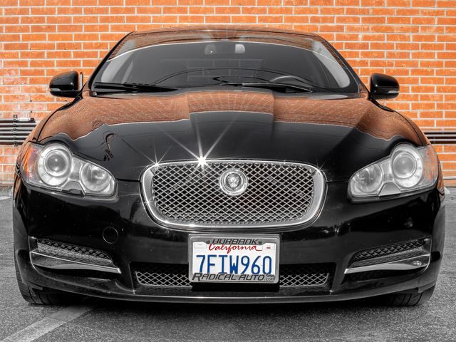 2010 Jaguar XF Luxury Burbank, CA 1