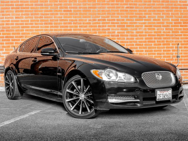 2010 Jaguar XF Luxury Burbank, CA 2