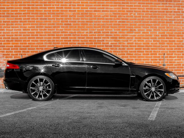 2010 Jaguar XF Luxury Burbank, CA 3