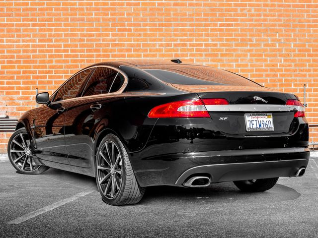 2010 Jaguar XF Luxury Burbank, CA 6
